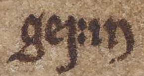 Gefin logo